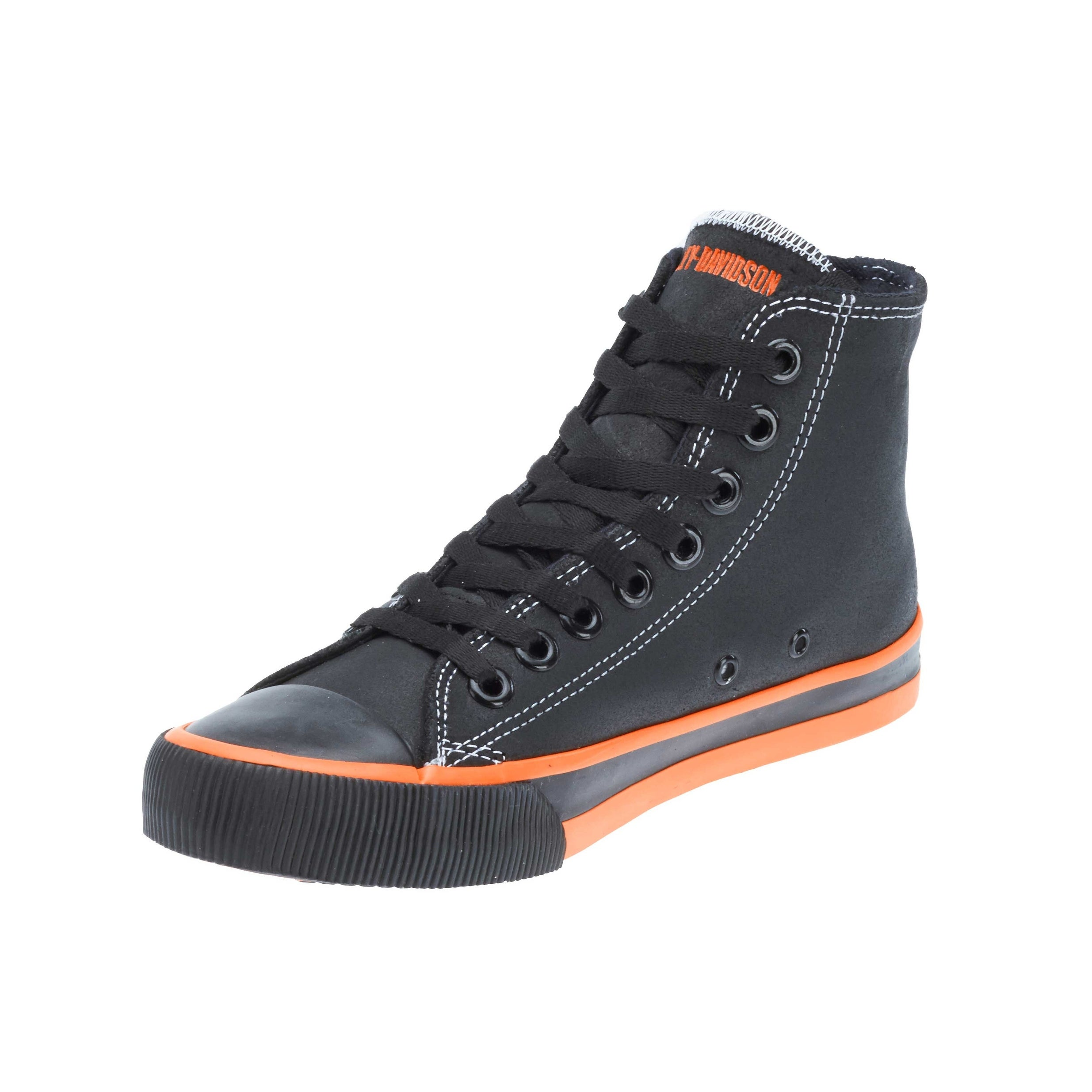 2c0e016f12c1 Shop Harley-Davidson Men s Nathan Sneaker - Free Shipping Today - Overstock  - 27189176