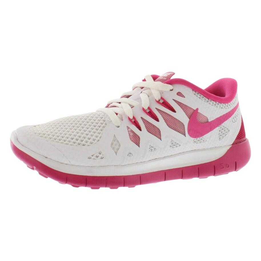 best cheap 7f902 6fd9f Nike Free 5.0 (Gs) Training Juniors Shoes