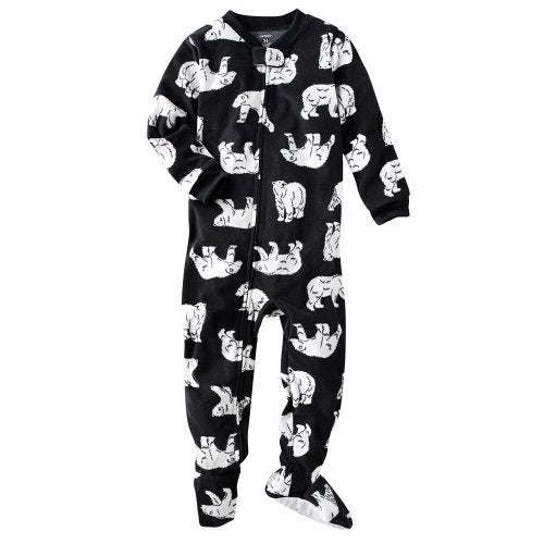 376f28ebe2 Shop Carter s Little Boys  1-piece Micro-fleece Pajamas (Youth 4 ...
