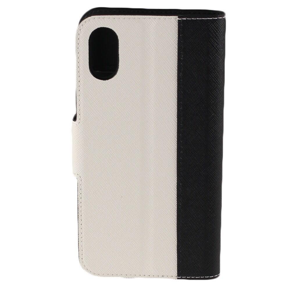 wholesale dealer 002af 78441 Kate Spade York 'Colorblock' Folio Case for iPhone XR, Black/Cement