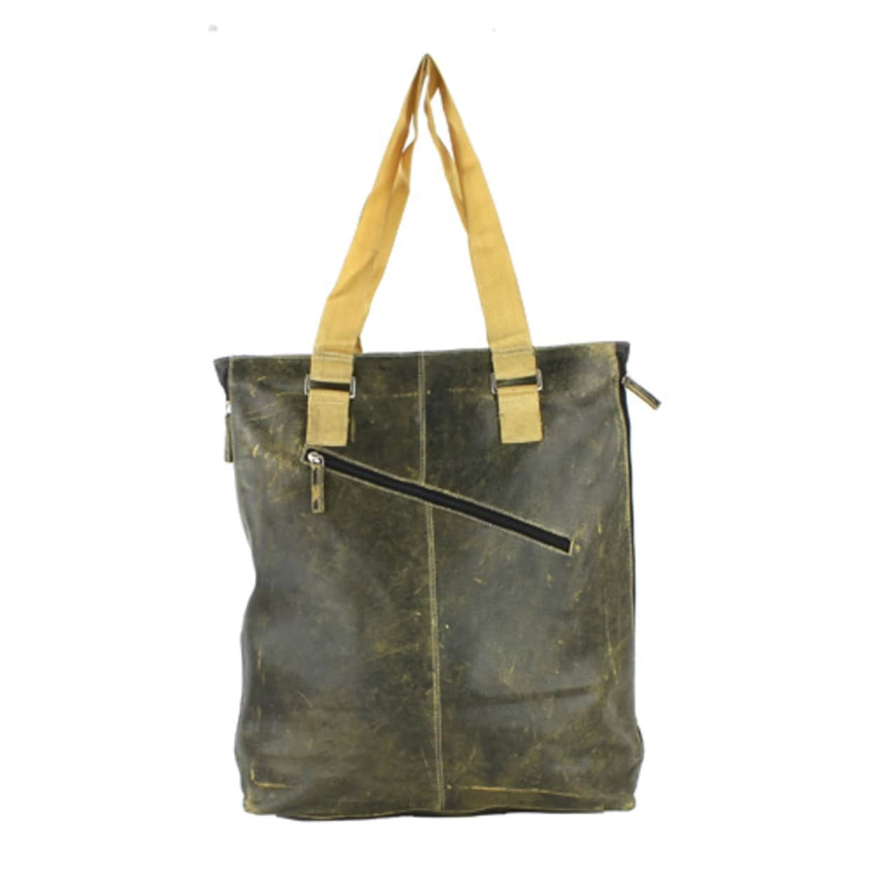 Distressed Leather Tote Bag Free Shipping On Orders Over 45 23489043