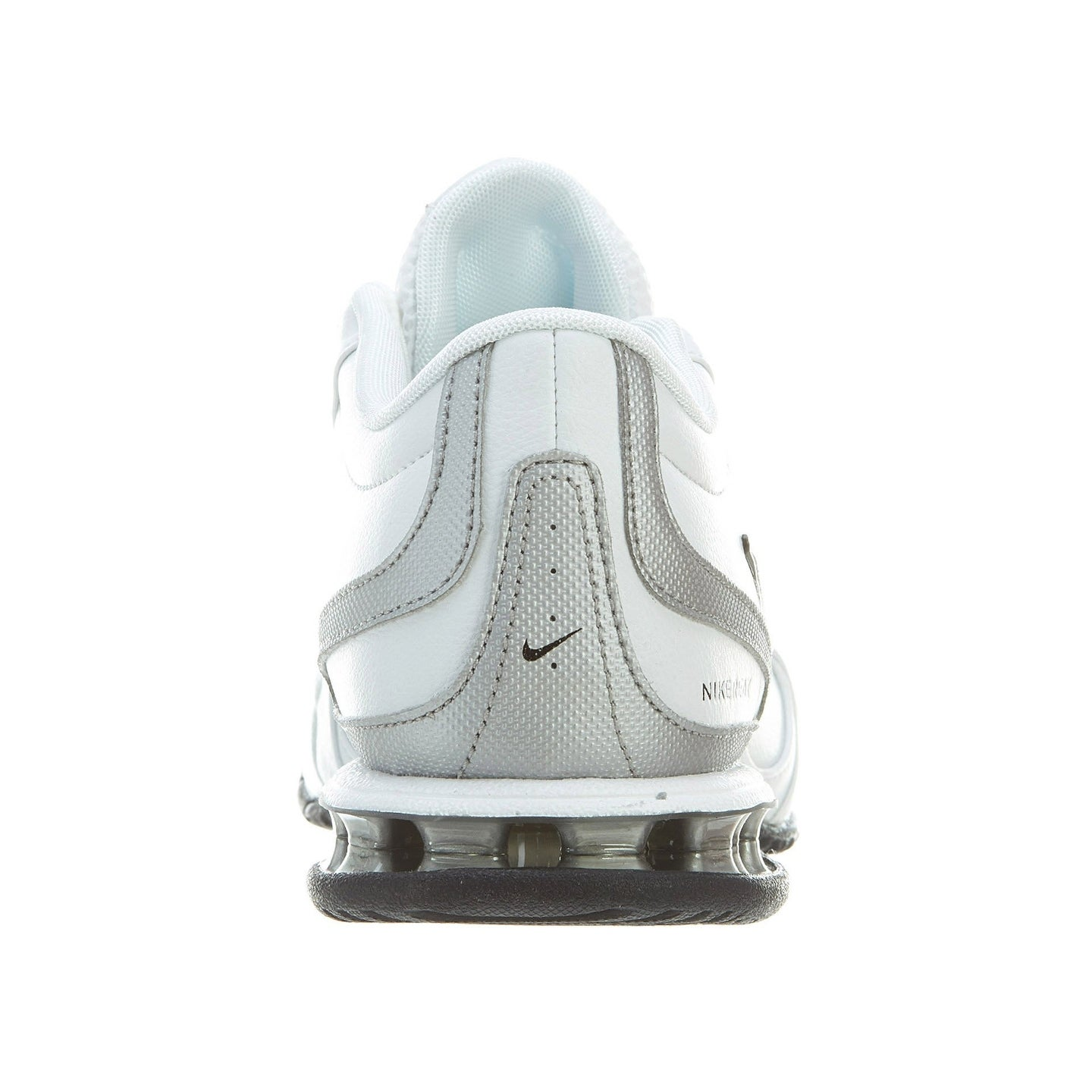 huge sale 7307c aec26 Shop New Nike Men s Reax TR III SL Cross Trainer White Silver - white   metallic  silver - Free Shipping Today - Overstock - 17755607