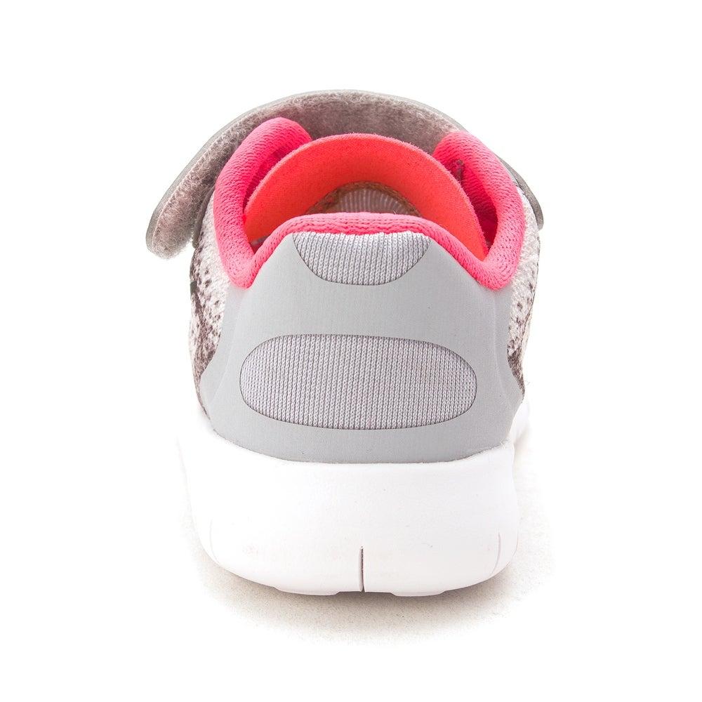 6d009ed7449ed Shop Nike Girls Nike Free RN Low Top Bungee Running Sneaker - 6 m us  toddler - Free Shipping Today - Overstock - 22679675