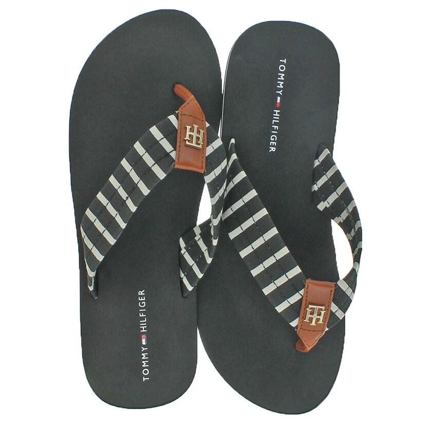 efa0bd9d Shop Tommy Hilfiger Assorted Women's EVA Flip Flop Sandals - Free ...