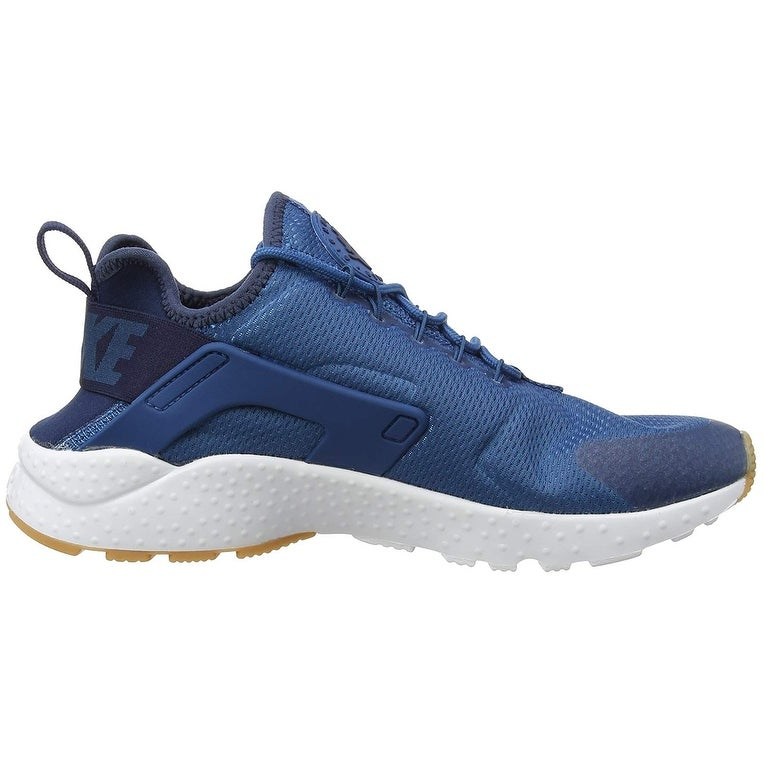 fcbca92abe18c Shop NIKE Women s Air Huarache Run Ultra Industrial Blue Midnight Navy  819151-403 ... - Free Shipping Today - Overstock - 25755440