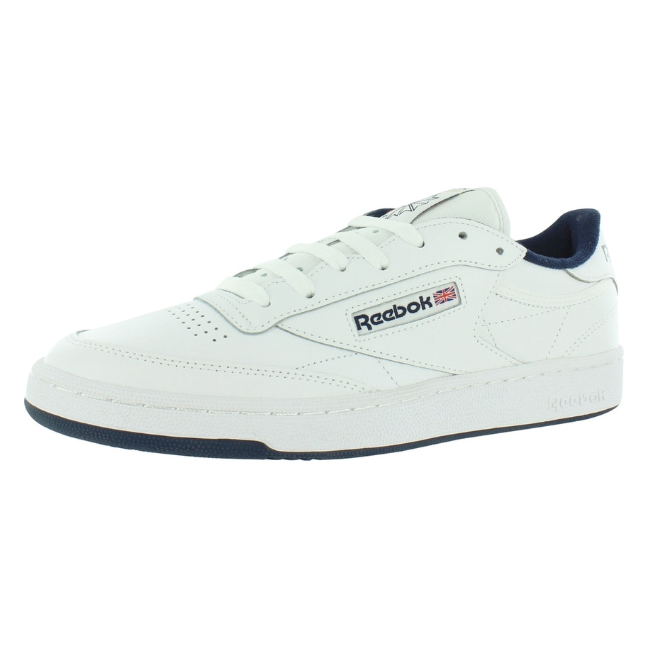 e860b0f610eb ... Reebok Club C 85 Casual Mens Shoes Size - Free Shipping Today -  Overstock - 28023176