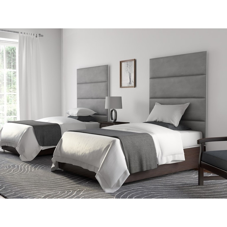 or image velvet faux bed available chenille fabrics in crush turin suede linen headboard