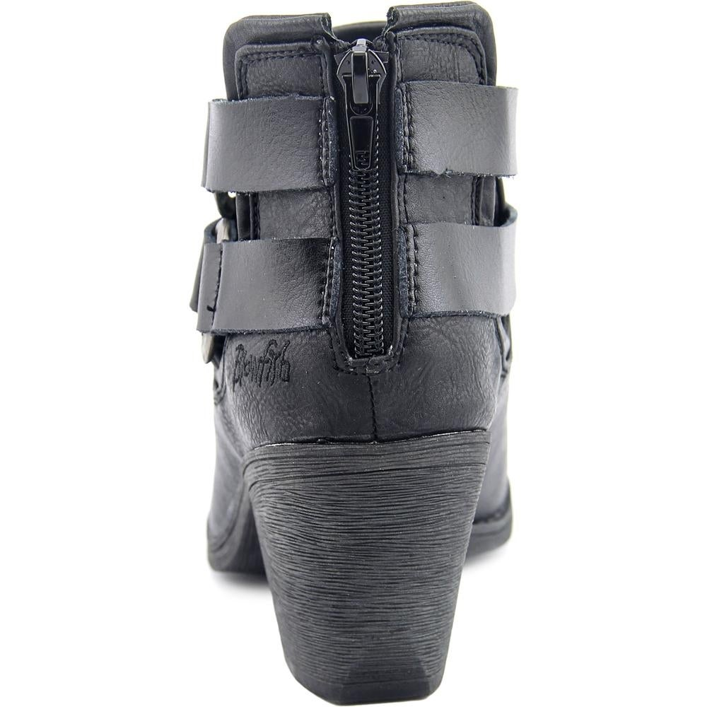 fad9f987faa Shop Blowfish Sucraa Women Round Toe Canvas Ankle Boot - Free Shipping On  Orders Over  45 - Overstock.com - 13568059