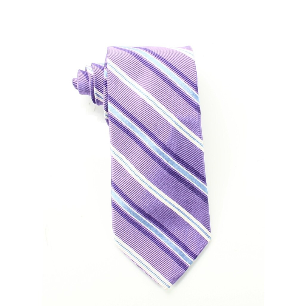 Mens Purple Silk Dress Shirts