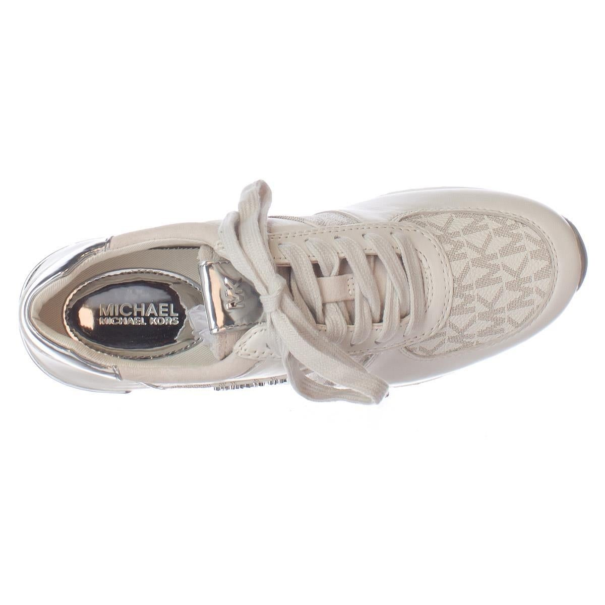 aae6f402ac73 Shop MICHAEL Michael Kors Allie Wrap Trainer Fashion Sneakers ...