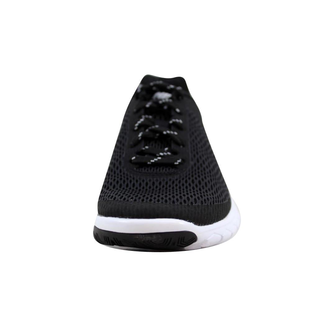 5886558a88ee5 Shop Nike Women s Flex Experience Run 5 Black White nan 844729-001 - Ships  To Canada - Overstock - 22919206