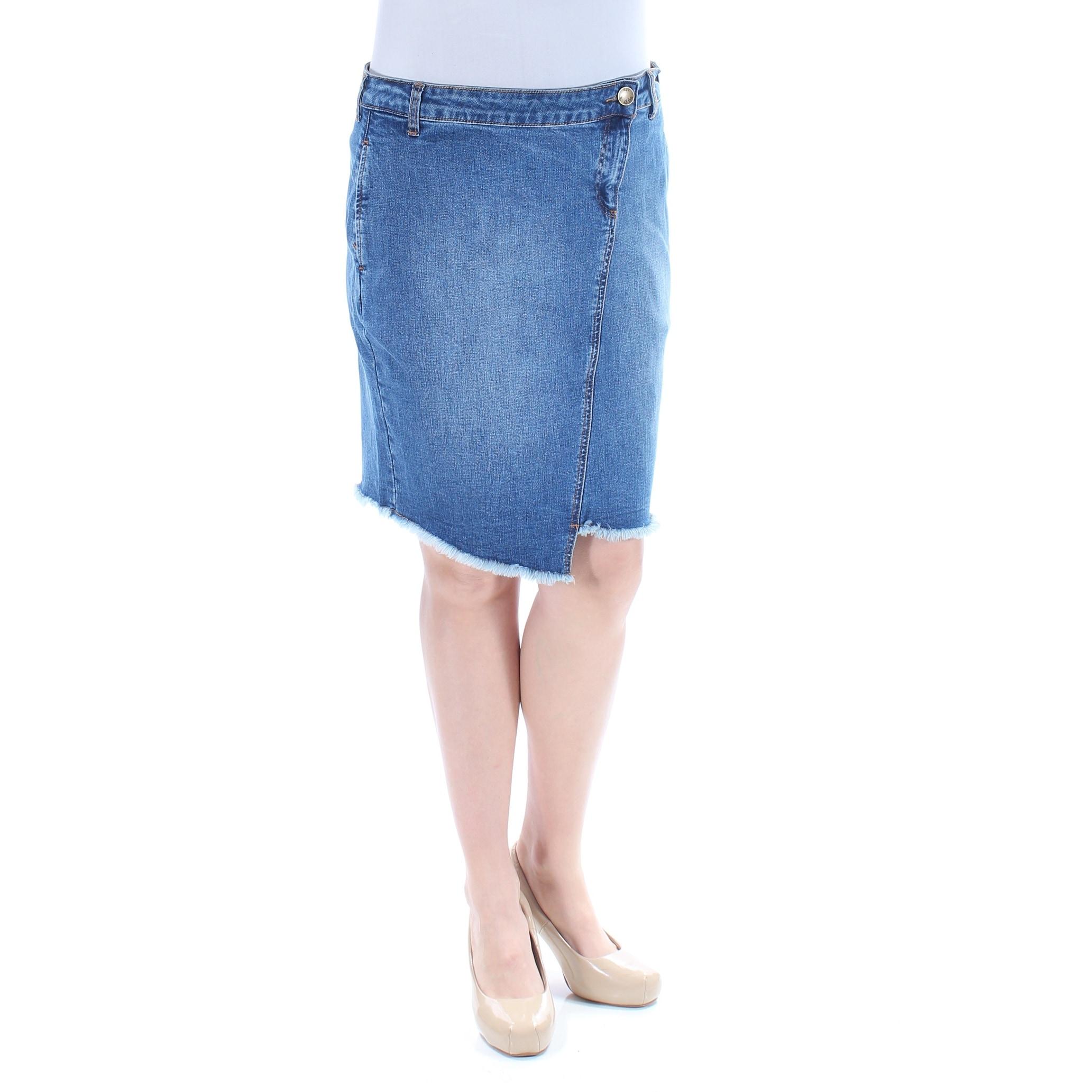 428ec81a2c Designer Denim Long Skirts – DACC