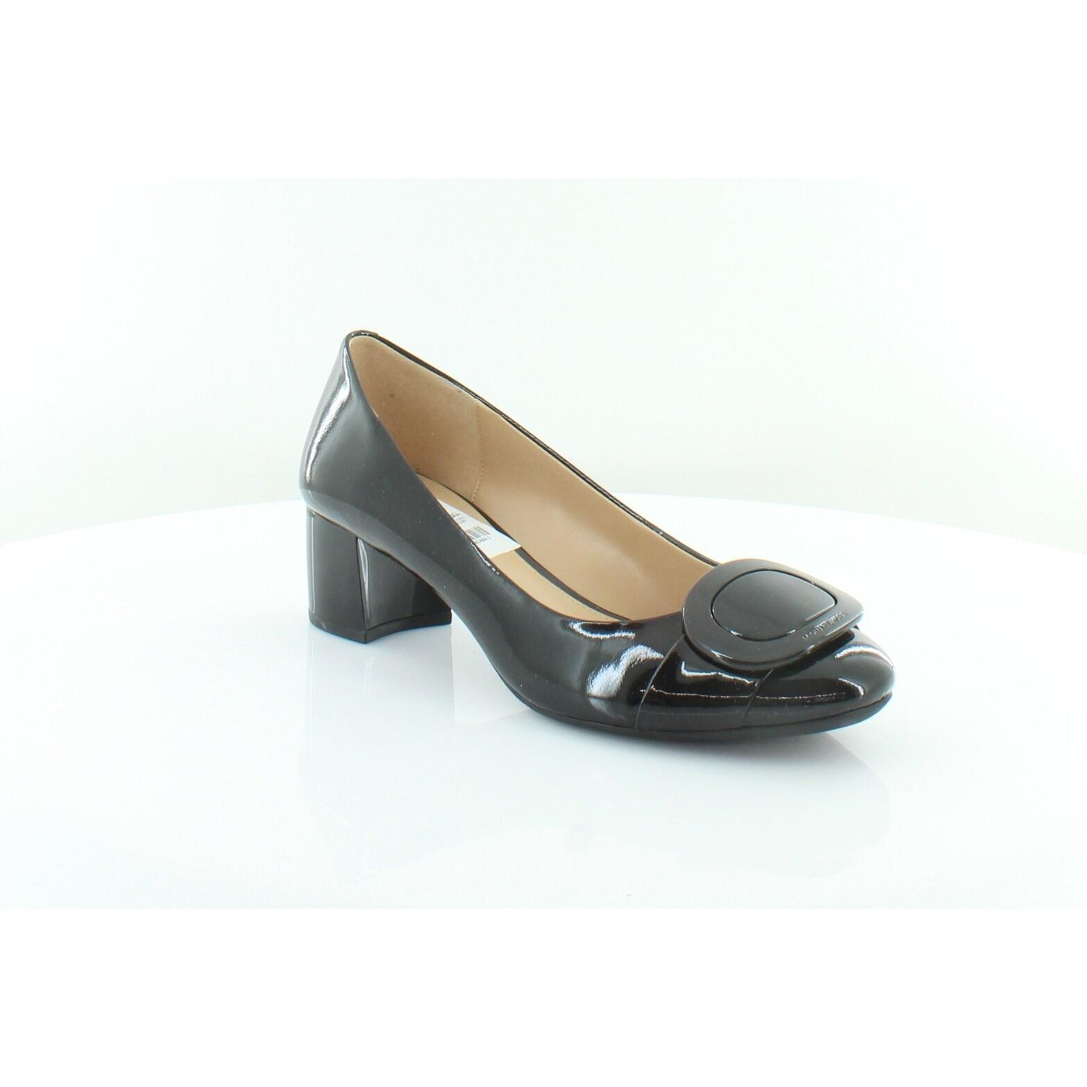 51b2889d5fd5 Shop MICHAEL Michael Kors Pauline Pump Women s Heels Black - Free ...