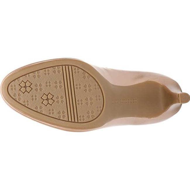 3cd46396e8f Naturalizer Women's Michelle Pump Chai Leather