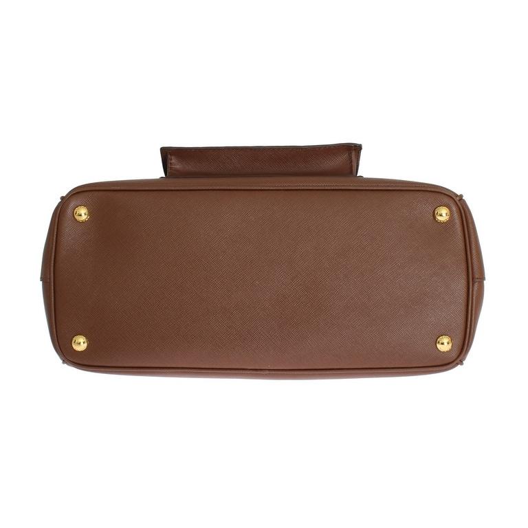 c66531f5e34b5a Shop PRADA PRADA Saffiano Lux Bag BN2674 NZV F0QER00 - One Size - Free  Shipping Today - Overstock - 21178130