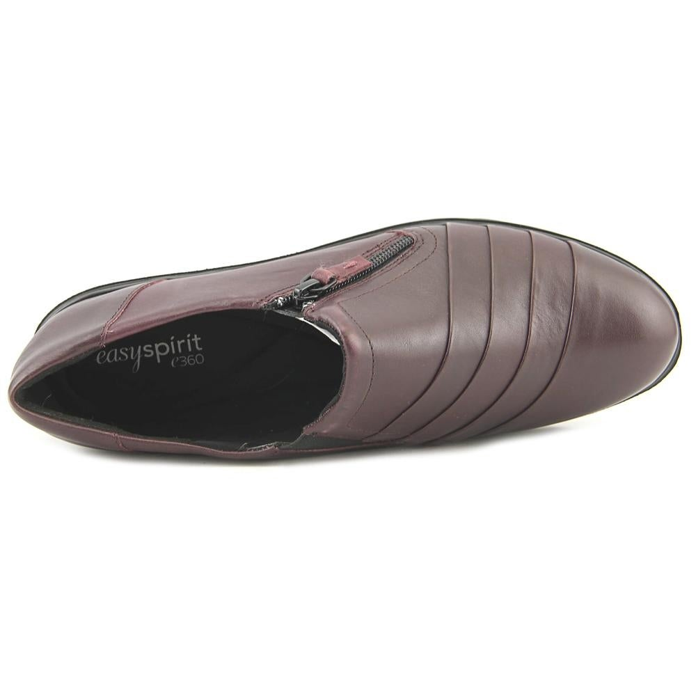 78739e3d31b9d Easy Spirit e360 Oakhill Women Wine Flats