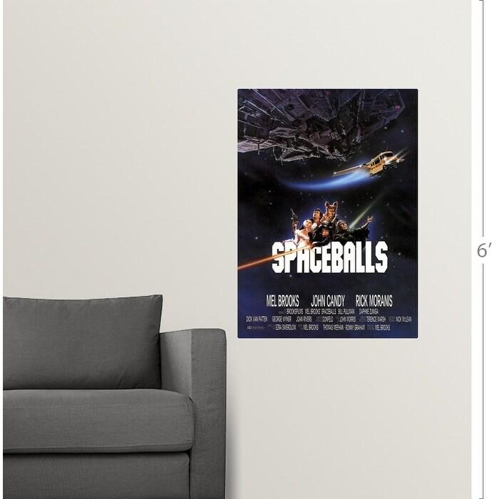 Shop Poster Print Entitled Spaceballs 1987