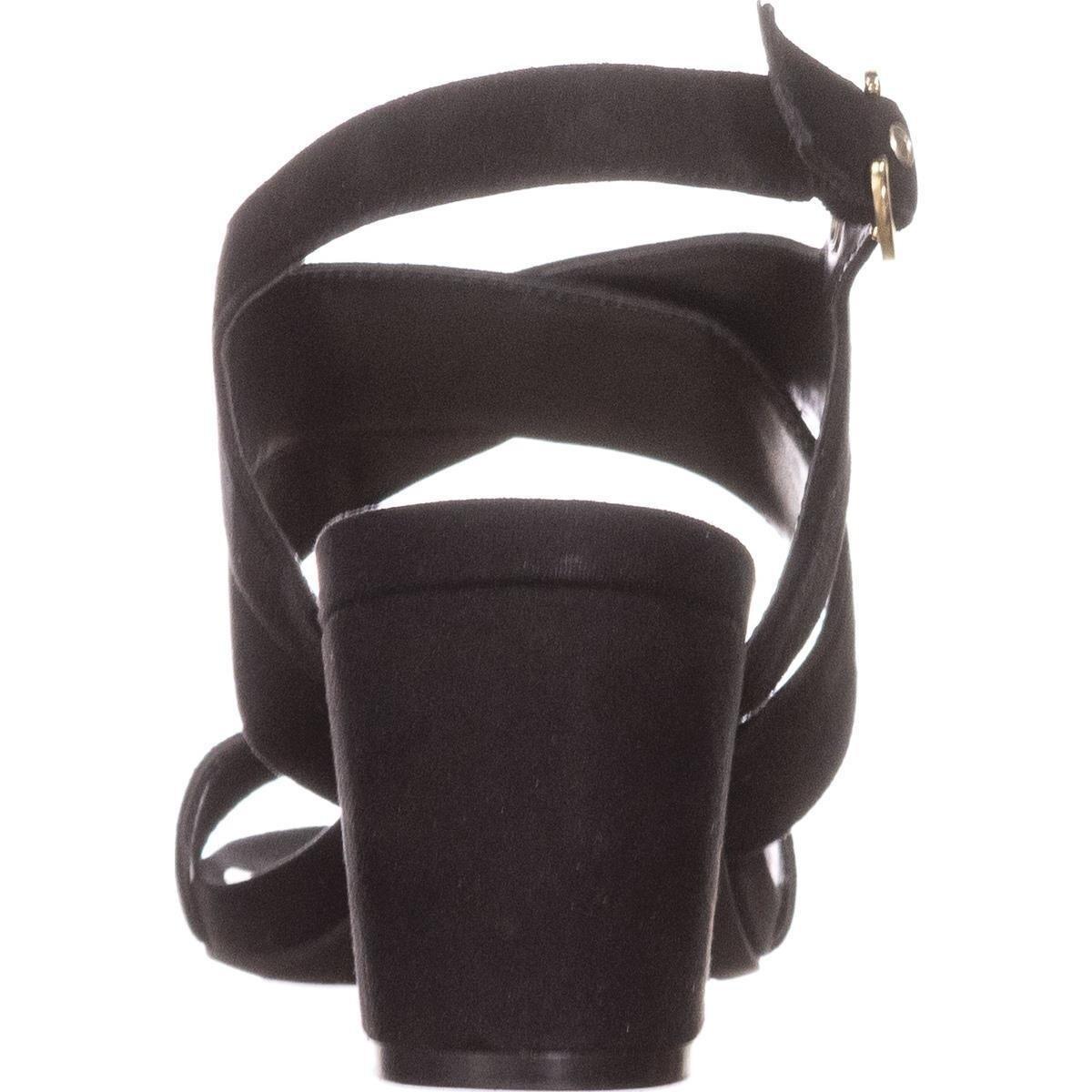 e9a0038278d1 Shop A35 Regann Block-Heel Sandals