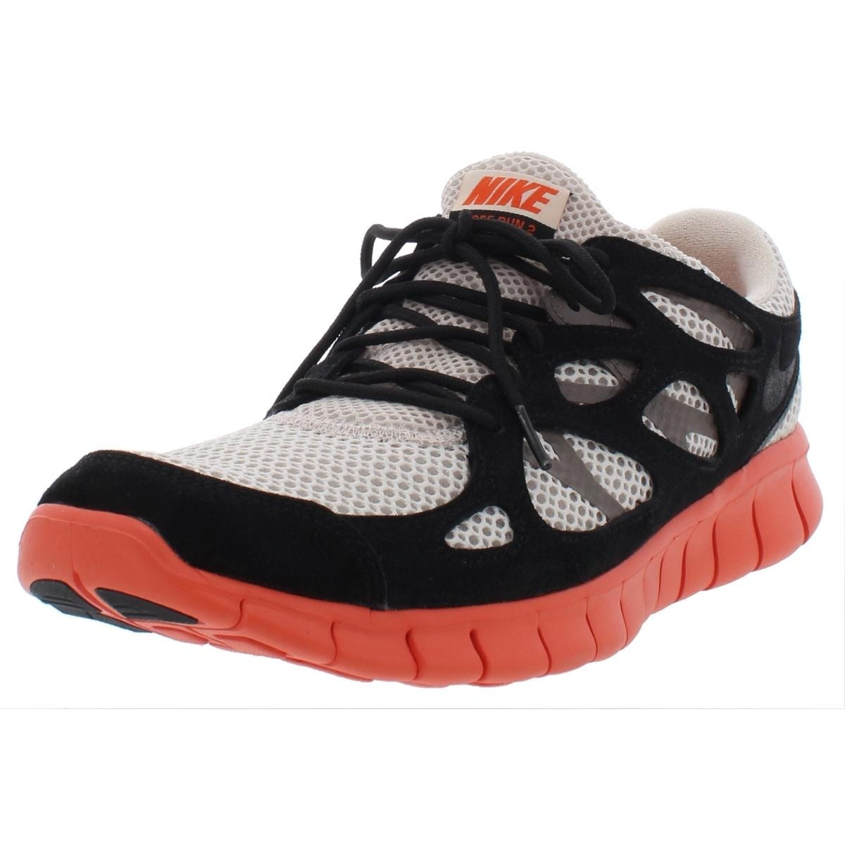Los Angeles faa75 3d8f6 Nike Mens Nike Free Run 2 EXT Running Shoes Breathable Workout