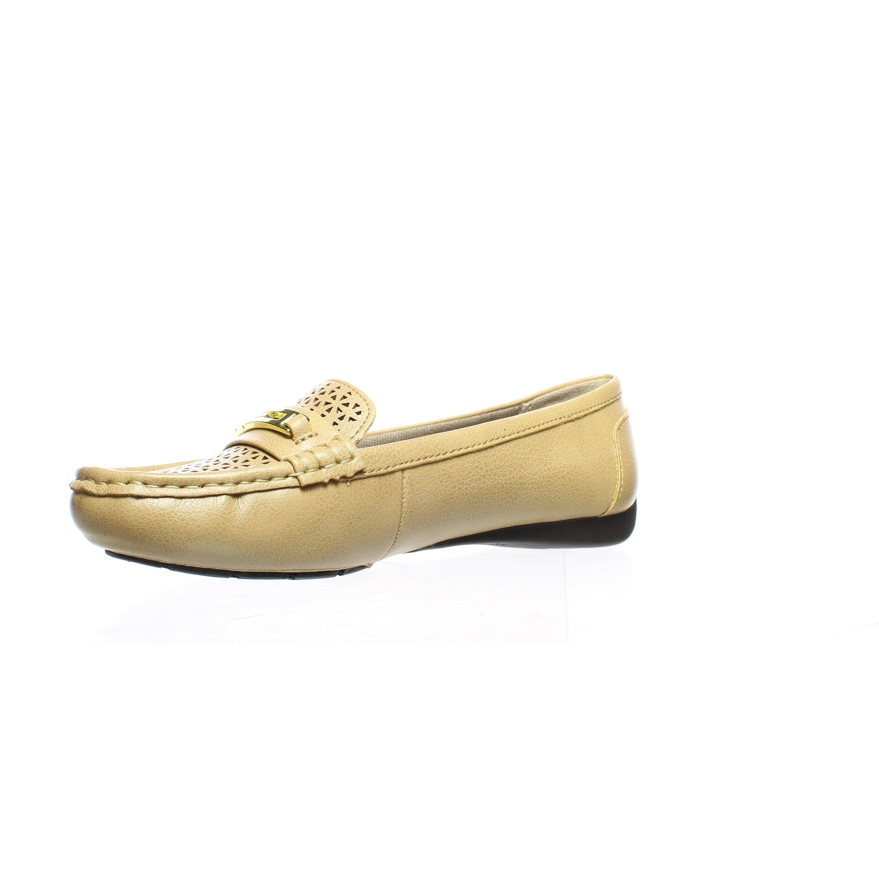 f96b94b9e7a Shop LifeStride Womens Viva 2 Sand Loafers Size 7 - Free Shipping Today -  Overstock - 27993030