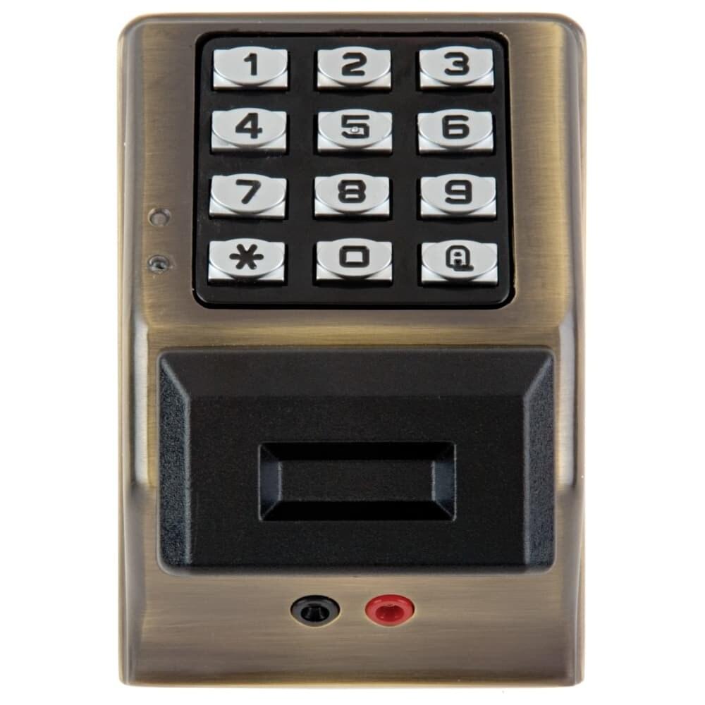 Shop Alarm Lock PDK3000 Trilogy 2000 User Weatherproof Electronic ...