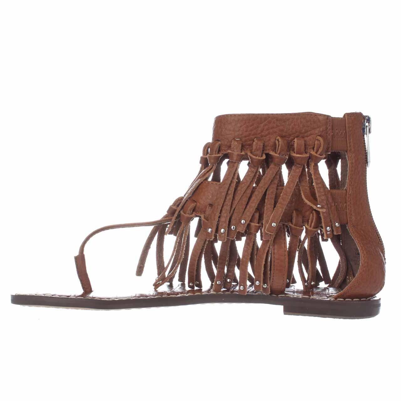 5dd5a464a Shop Sam Edelman Griffen Gladiator Fringe Sandals