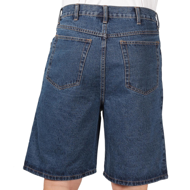 be97c83c850 Shop Ivy Crew Men s Classic Denim Short - On Sale - Free Shipping On ...