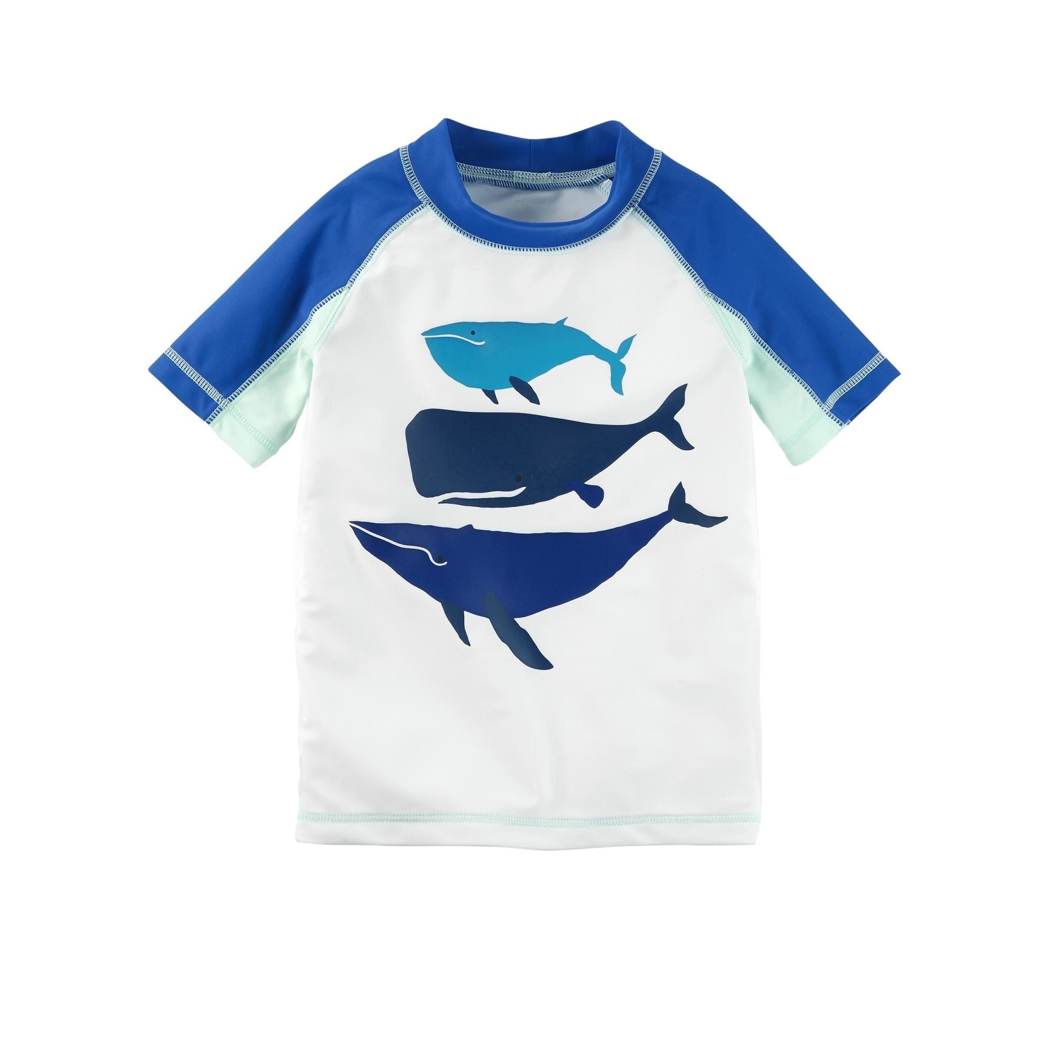 346d8345a2 Shop Carter's Baby Boys' Whale Rashguard, 9 Months - Free Shipping On  Orders Over $45 - Overstock - 27149197
