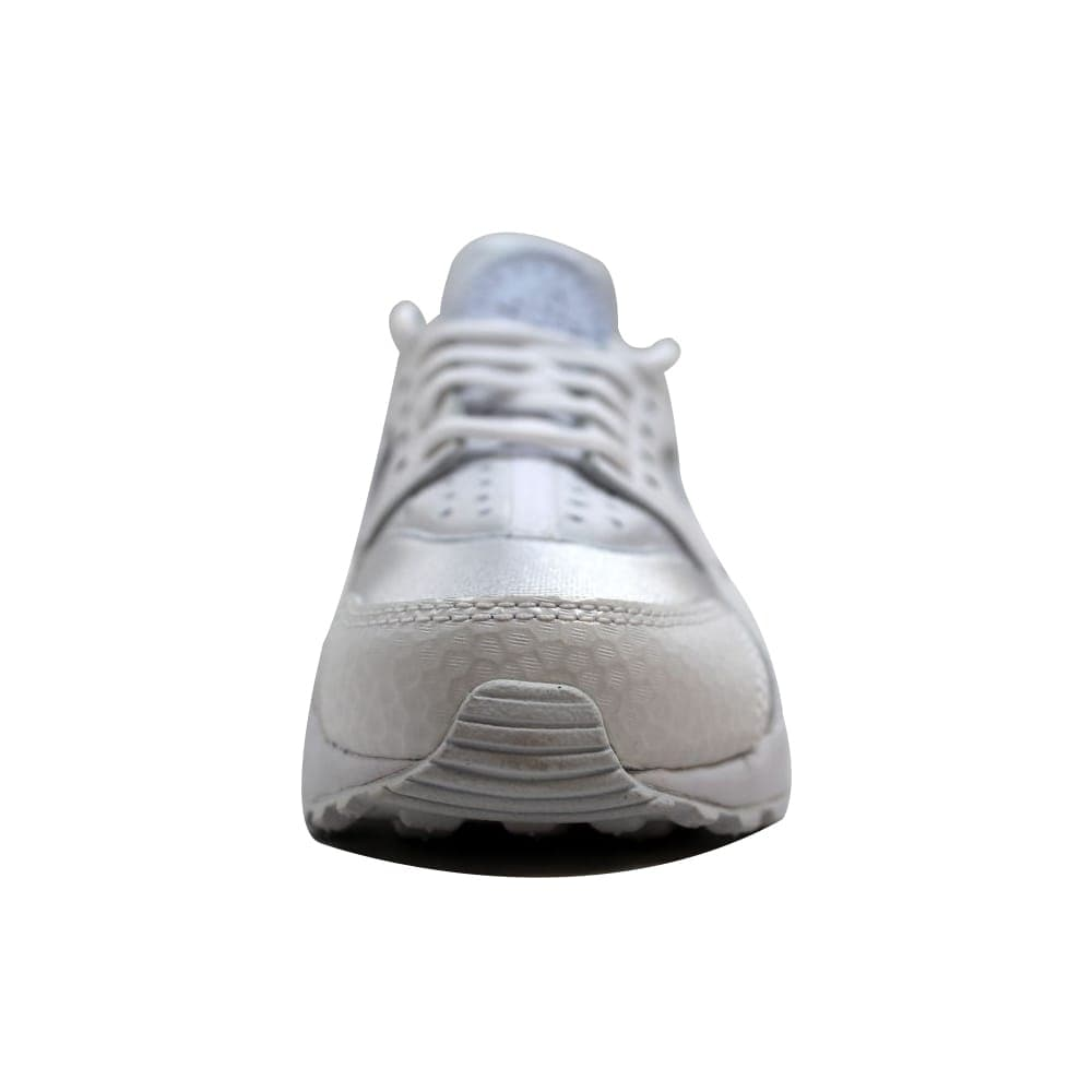 huge discount 16ef8 d1115 Shop Nike Women s Air Huarache Run Premium White White 683818-100 Size 5.5  - On Sale - Free Shipping Today - Overstock - 20139443