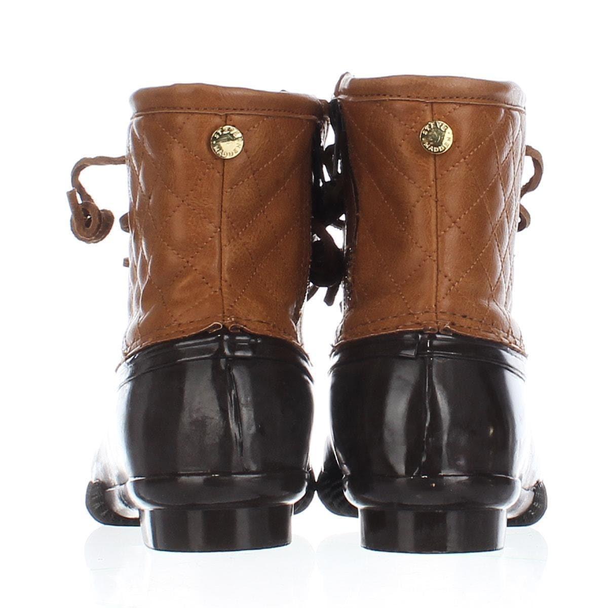 2a80a462aab Shop Steve Madden Womens tillis s Closed Toe Mid-Calf Cold