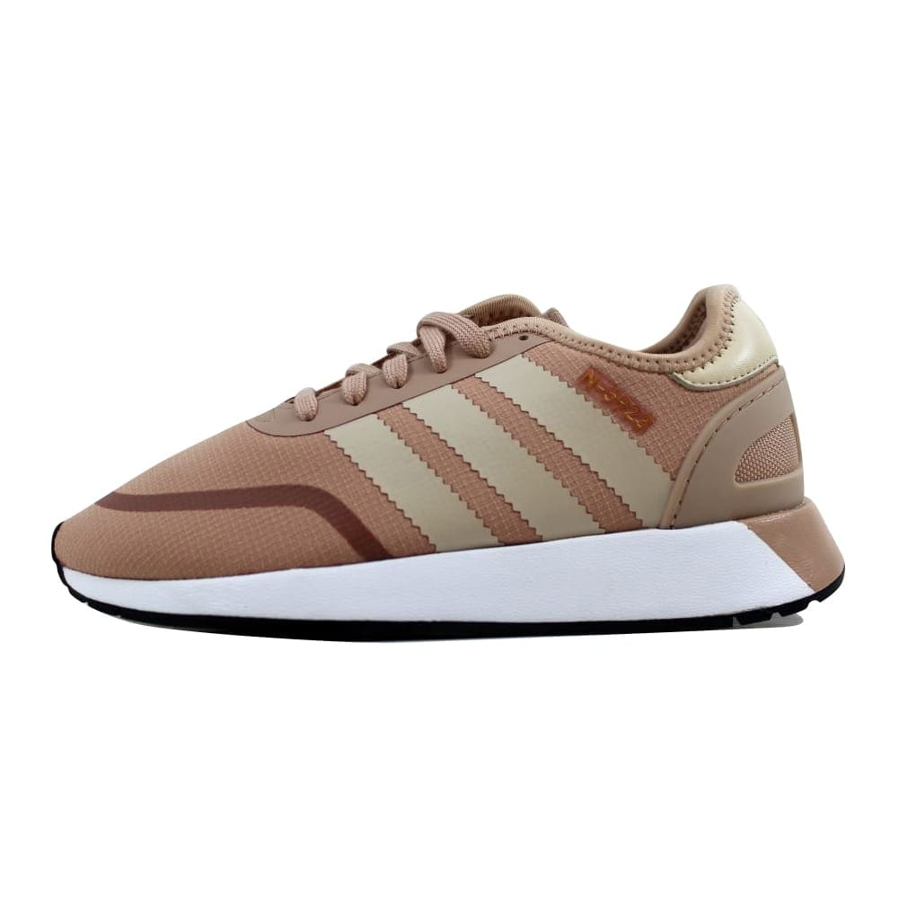 68d200cd55f Shop Adidas N-5923 W Ash Pearl Linen-White AQ0265 Women s - Free Shipping  Today - Overstock - 22919427