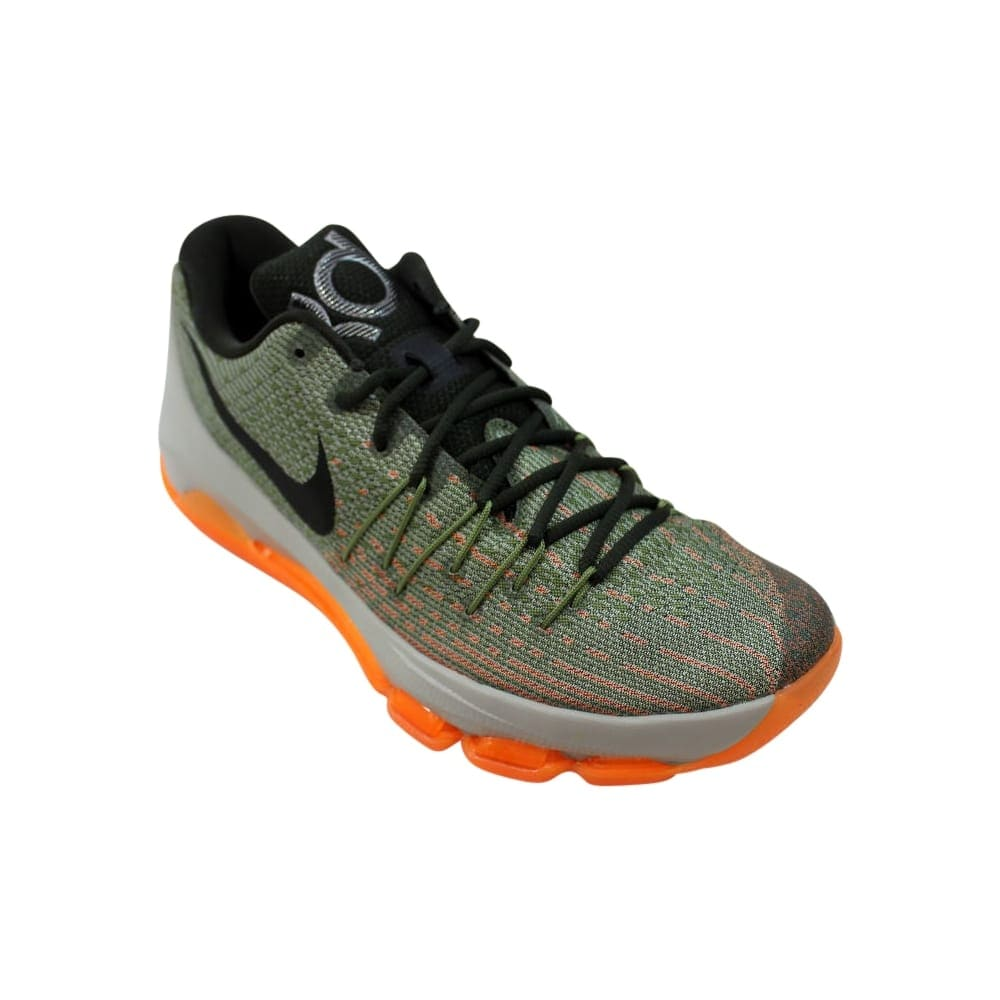 5f5d0cee2bd6 Shop Nike KD 8 Lunar Grey Squadron-Alligator-Bright Citrus Easy Euro  749375-033 Men s - Free Shipping Today - Overstock - 27993553