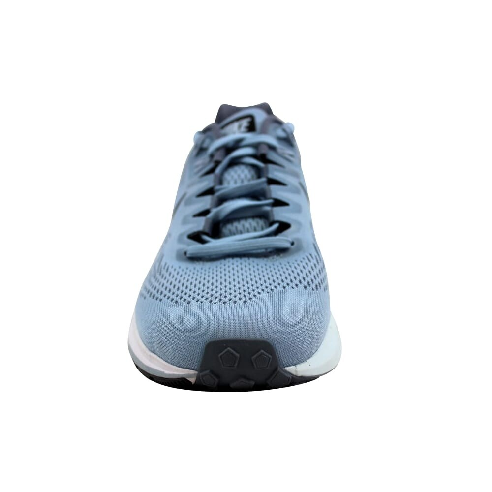 f0637c89af04b Shop Nike Women s Air Zoom Structure 21 Armory Blue Armory Navy 904701-400  Size 10.5 - Free Shipping Today - Overstock - 27339284