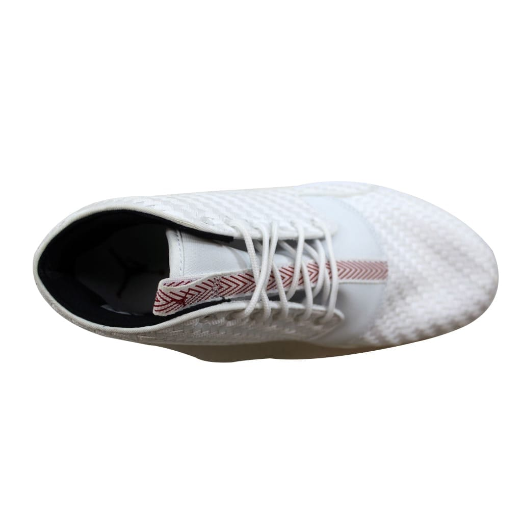 sports shoes 15ebc 120f0 Shop Nike Men s Air Jordan Eclipse Chukka White Gym Red-Black 881453-101  Size 10 - Free Shipping Today - Overstock - 22340238