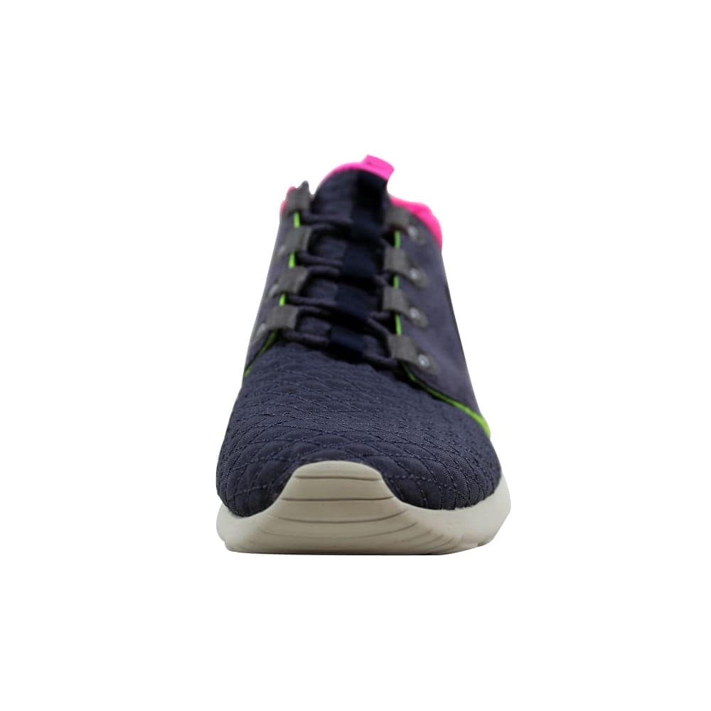 fefc68857cd5 Shop Nike Roshe Run Sneakerboot Gridiron Dark Obsidian-Pink Floral-Volt  Men s 615601-006 Size 10.5 Medium - Free Shipping Today - Overstock -  21893608