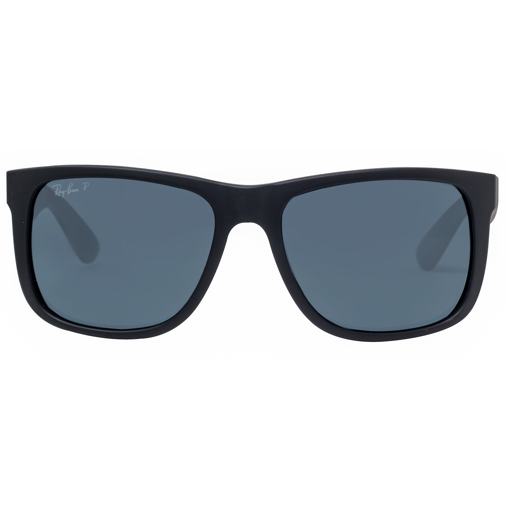 d35bdfd64e2 ... spain shop ray ban justin rb4165 622 2v 54mm matte black polarized blue  classic sunglasses matte