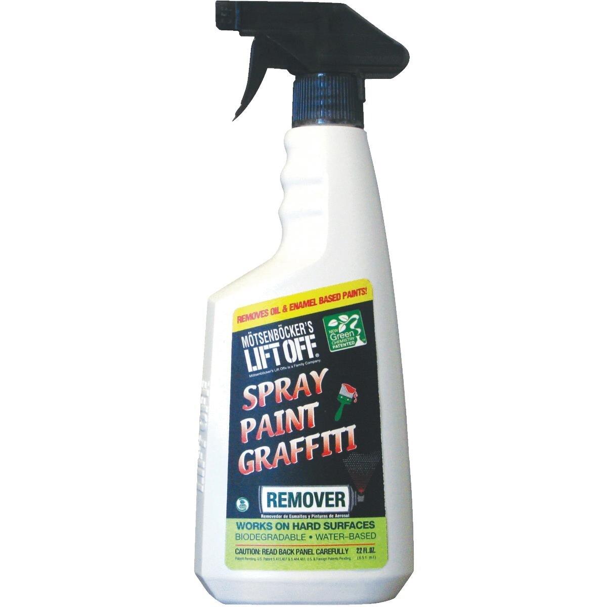 Motsenbocker's 22Oz Spray Paint Remover