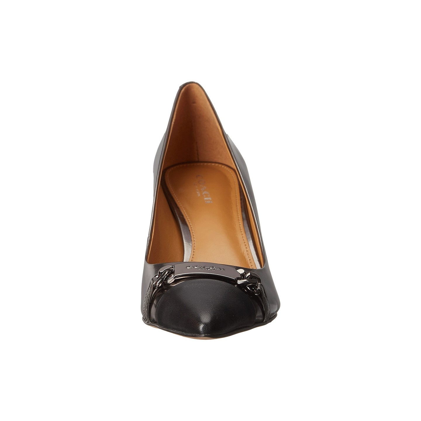 b87a18f377c Shop Coach Womens Bowery Pointed Toe Classic Pumps - Ships To Canada -  Overstock.ca - 14527279