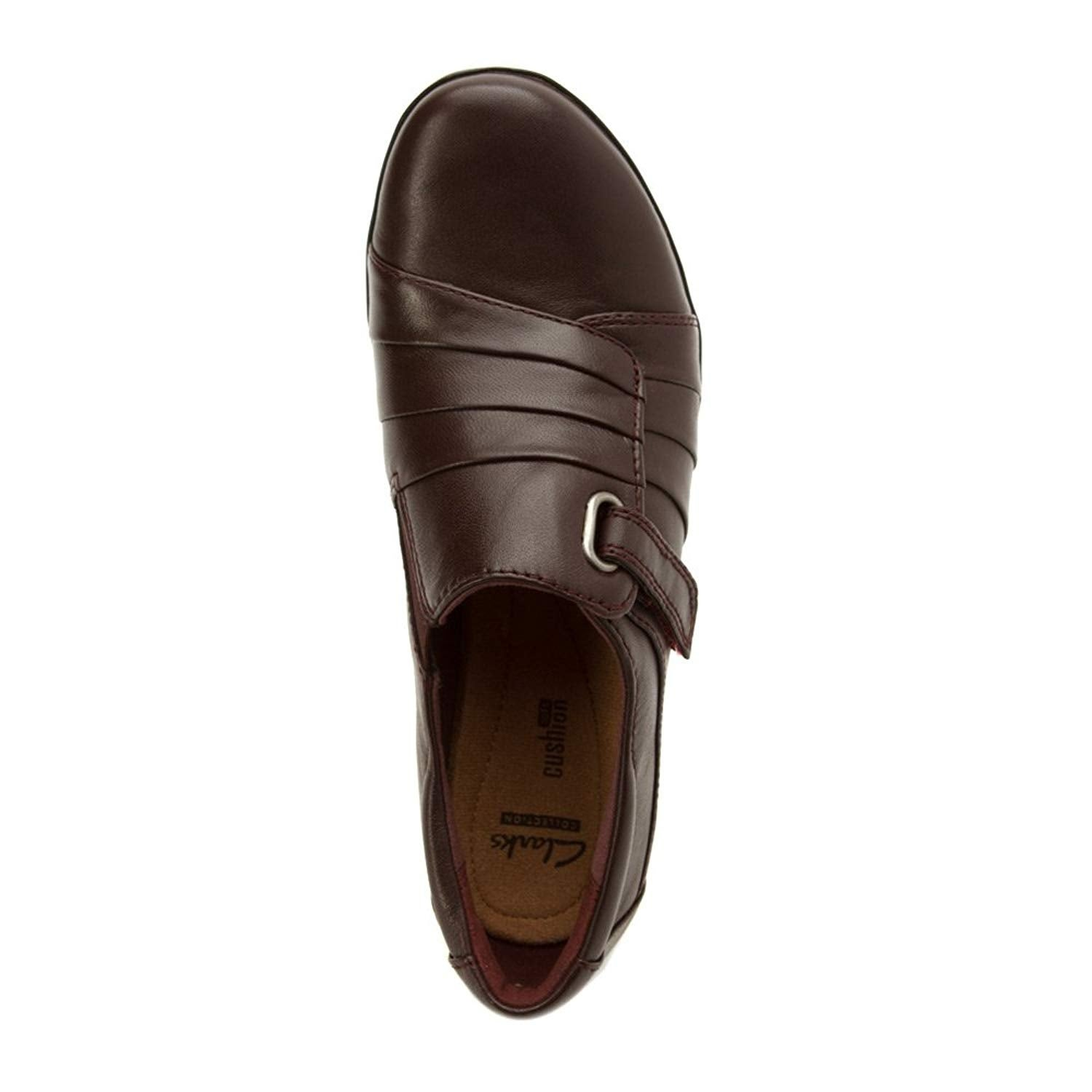 Shop Clarks Womens 26122355 Closed Toe Mules - Free Shipping On Orders Over  $45 - Overstock.com - 23125450