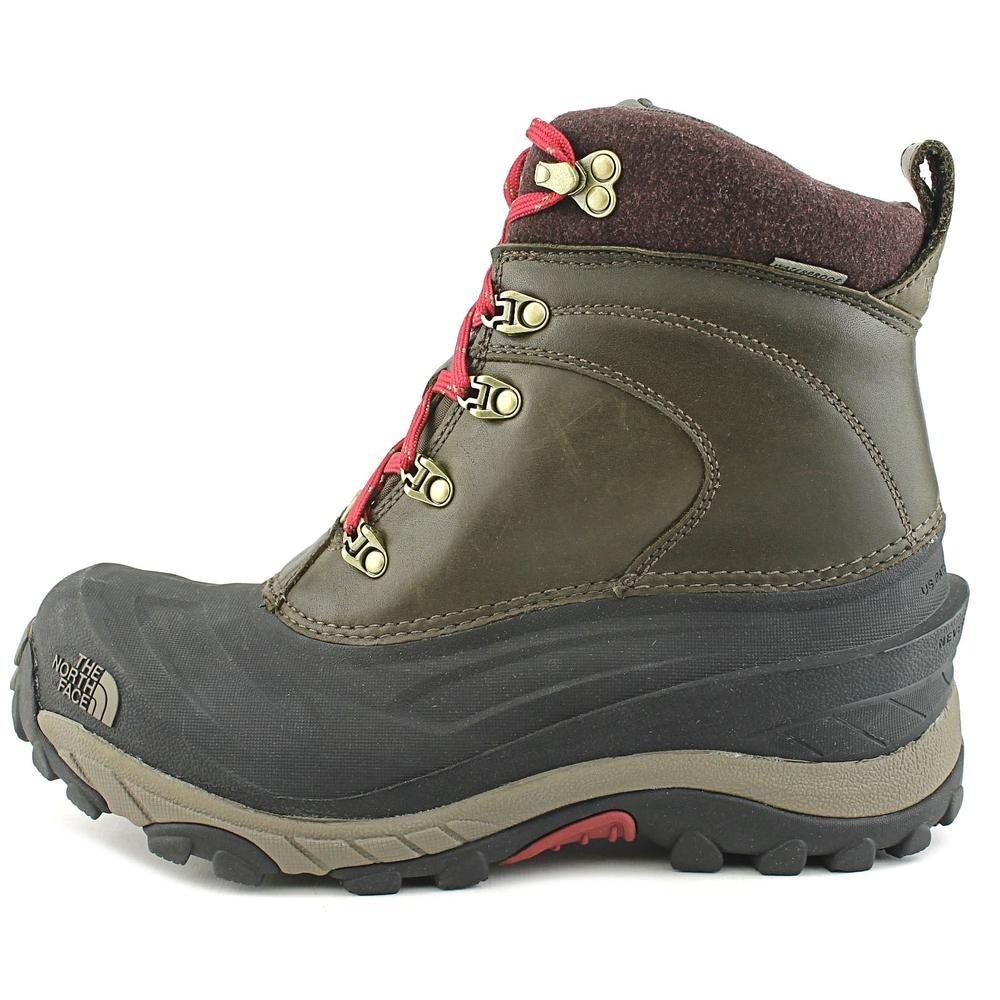 386e24e5ffc The North Face Chilkat II Round Toe Leather Winter Boot