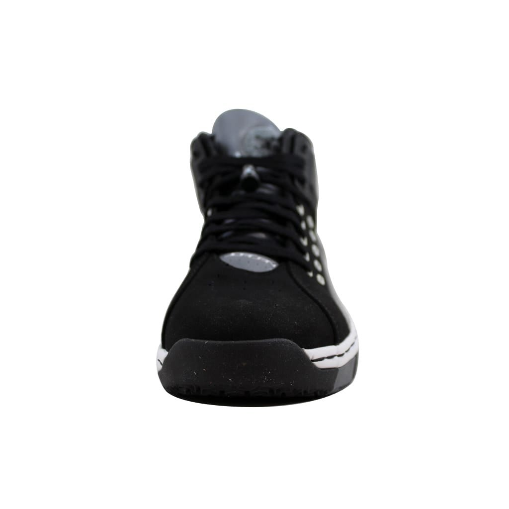 7876b1153353bf Shop Nike Men s Air Jordan Ol School Black White-Cool Grey 317223-013 -  Free Shipping Today - Overstock - 21893508