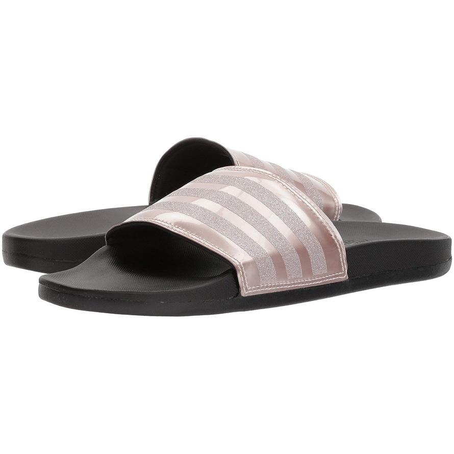 b3c903e4ee8 Shop Adidas Women s Adilette Comfort Slide Sandal