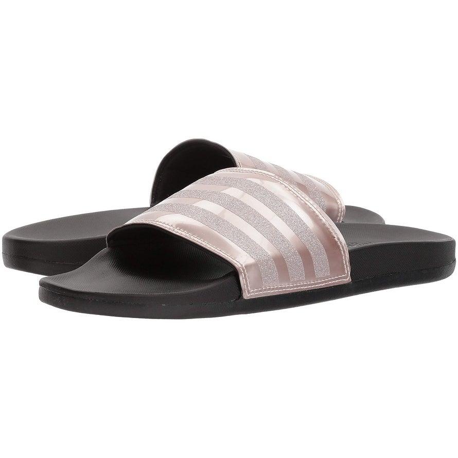 cf59174cf41 Shop Adidas Women s Adilette Comfort Slide Sandal