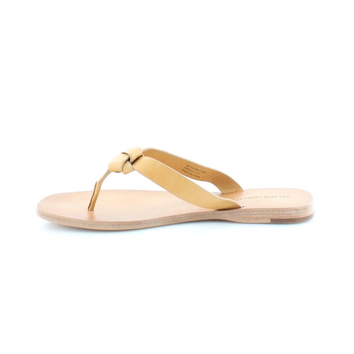 34e7d0e06 Shop Frye Perry Knot Thong Women s Sandals   Flip Flops Tan - Free Shipping  On Orders Over  45 - Overstock - 21286933