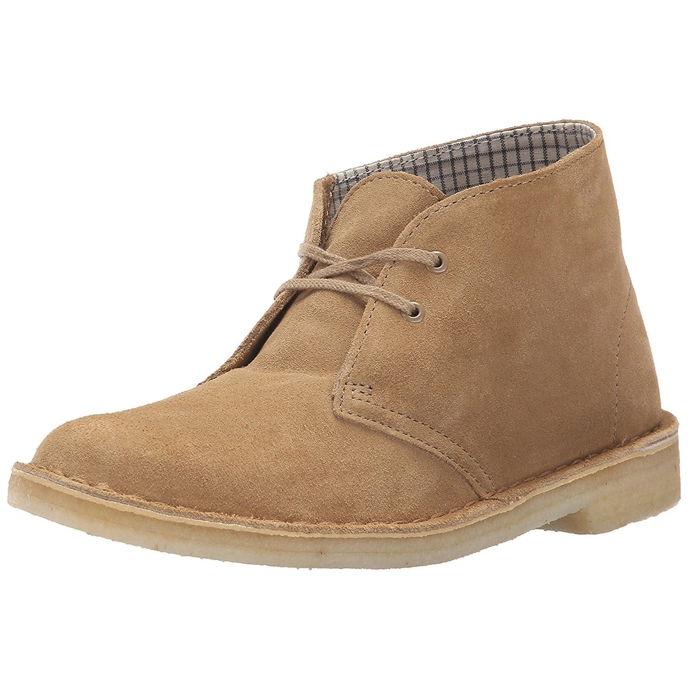 Shop CLARKS Women's Desert Boot Ankle Bootie - Free Shipping Today -  Overstock.com - 24030922