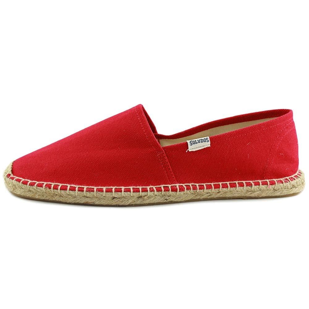 f0b89ba40e04 Shop Soludos Original Espadrille Men Dali Red Loafers - Free ...