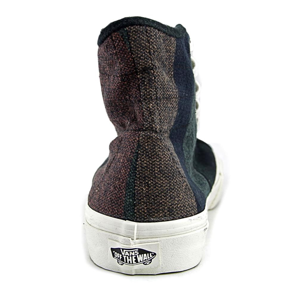 664c5207b1 Shop Vans SK8-Hi Decon SPT (Wool Stripes) Multi Blan Sneakers Shoes - Free  Shipping On Orders Over  45 - Overstock - 16600815