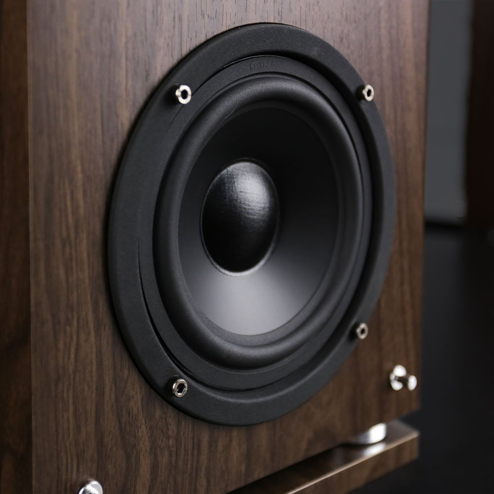 Fluance SX6W High Definition Two Way Bookshelf Loudspeakers