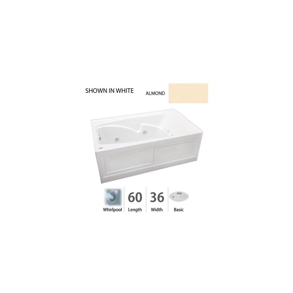 Shop Jacuzzi CTS6036 WLR 2HX 60\
