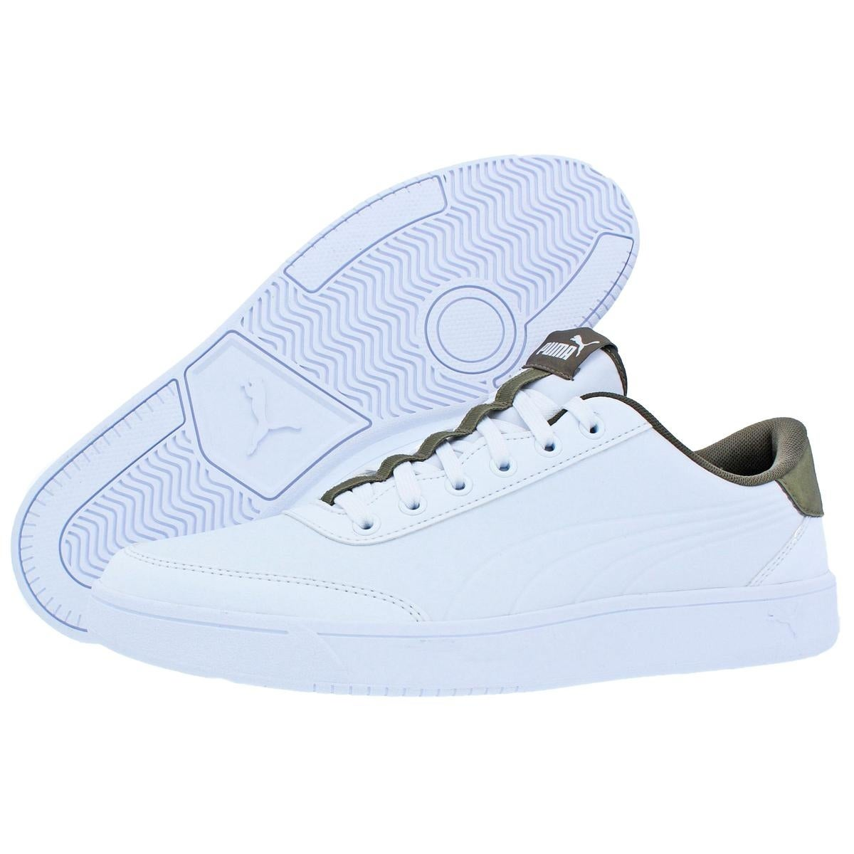 6f9f325aa936 Shop Puma Mens Court Breaker L Tennis Shoes Classic Performance - Free  Shipping On Orders Over  45 - Overstock - 22727112